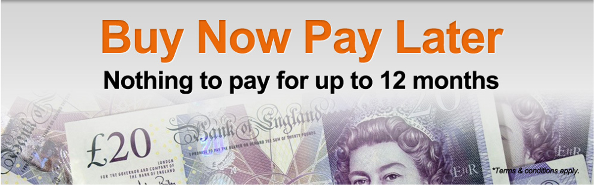 Buy now pay later on your boiler with 1st call services