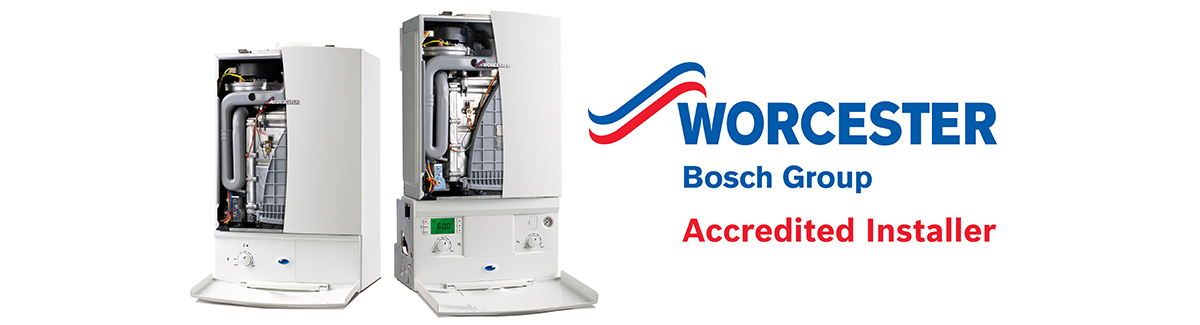 New Worcester Bosch Boiler With 1st Call Services