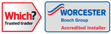 Which Trusted Trader and Worcester Bosch Accredited Installer